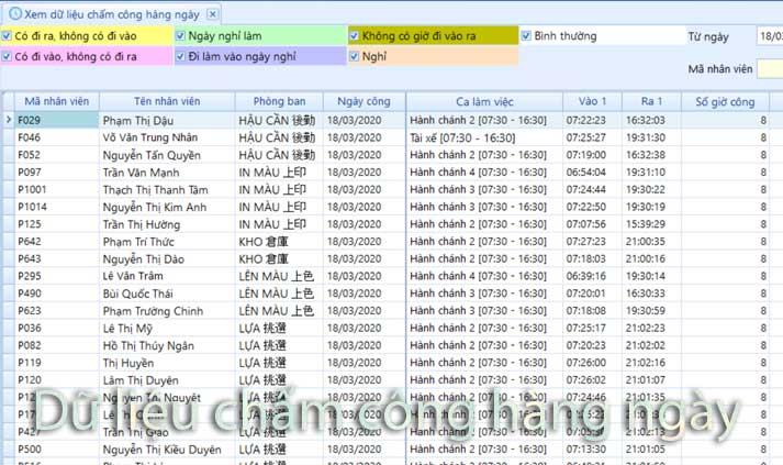ChamcongTinhLuong Slide5