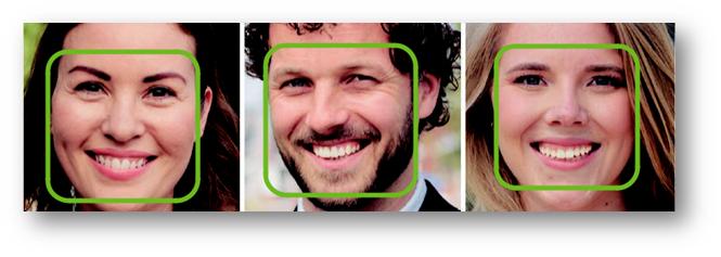 Nhận dạng khuôn mặt công nghệ mới không bị giới hạn bởi ánh sáng và độ sâu trường ảnh