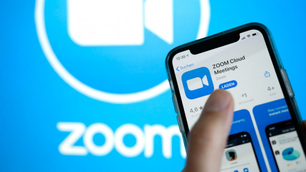 phần mềm zoom họp trực tuyến online