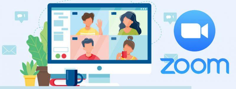 Cách sử dụng zoom để hop hay học online