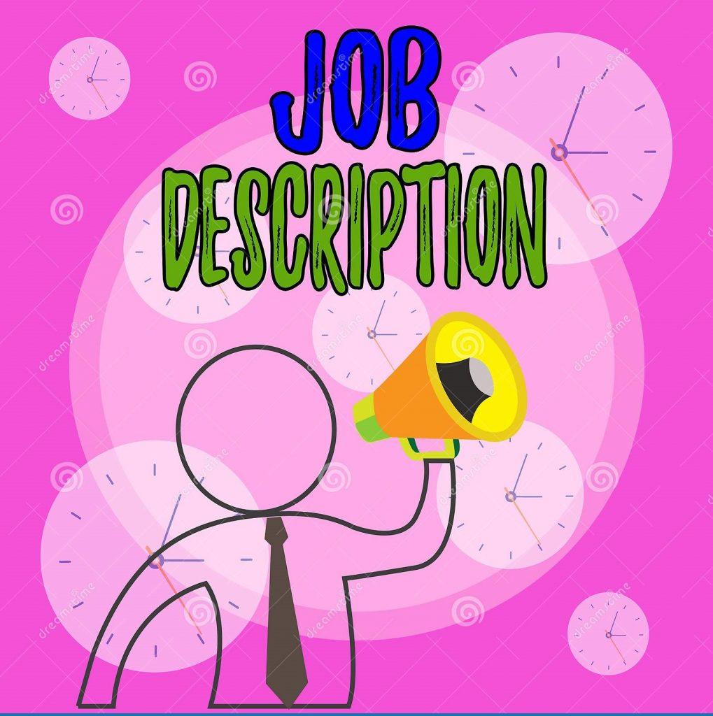 jd là gì? job description là gì